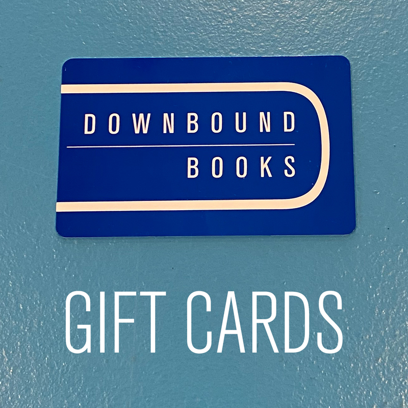 Photo of Downbound Books Gift Card